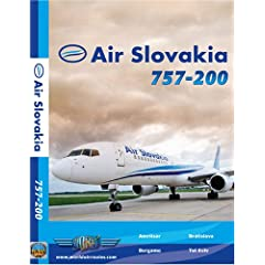 Air Slovakia Boeing 757-200