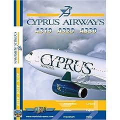 Cyprus Airways Airbus A320 & Airbus A330