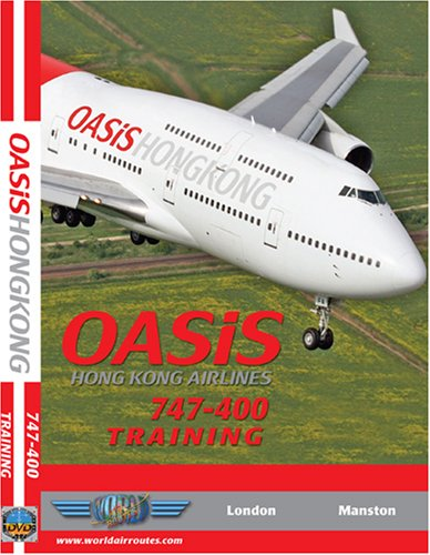 Oasis Hong Kong Boeing 747-400 (Training)