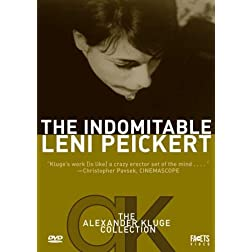 The Indomitable Leni Peickert
