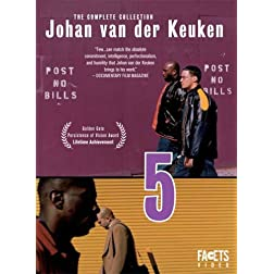 Johan Van der Keuken: The Complete Collection, Vol. 5