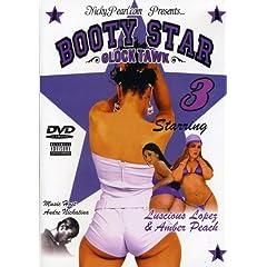 Andre Nickatina's Booty Star - Glock Tawk 3