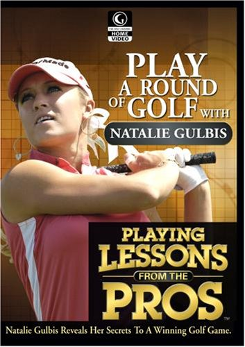 Golf Channel - Playing Lessons from the Pros: Natalie Gulbis