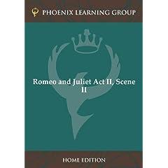 Romeo and Juliet Act II, Scene II (Home Use)