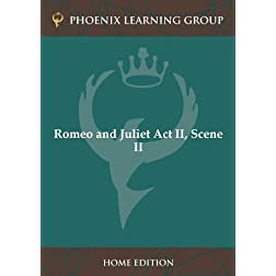 Romeo and Juliet Act II, Scene II (Home Use)