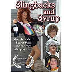 Slingbacks and Syrup