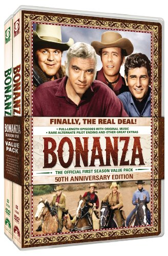 Bonanza: The Official First Season, Vol 1 & 2