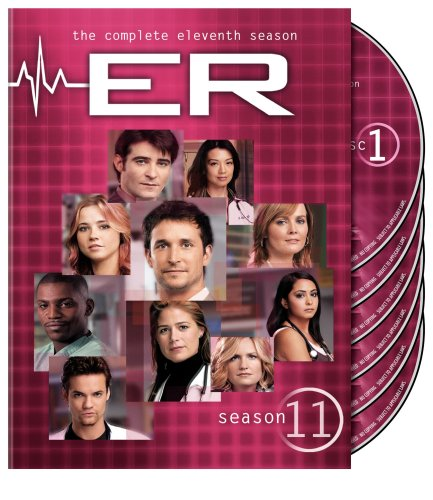 ER: The Complete Eleventh Season