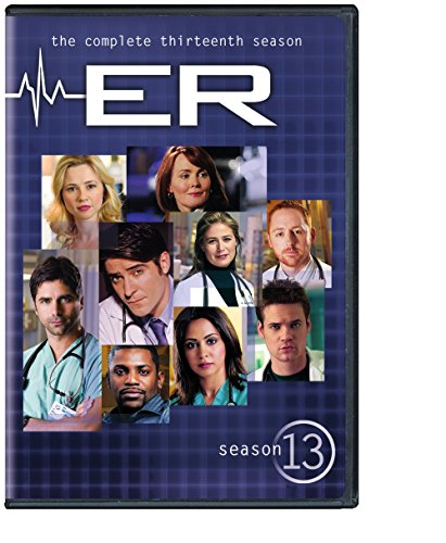 ER: The Complete Thirteenth Season