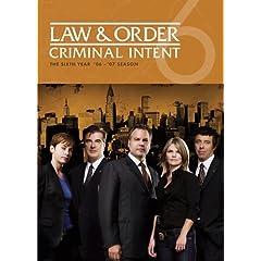Law & Order Criminal Intent: Season 6