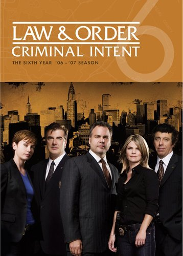 Law & Order Criminal Intent: Season 6