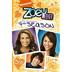 Zoey 101 - The Complete 4th Season (3 Disc Set)