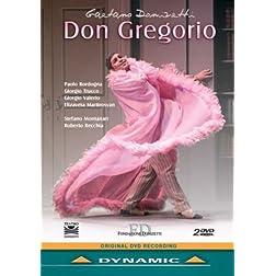 Don Gregorio Melodramma Giocoso
