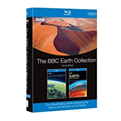 Planet Earth/Earth: The Biography Collection [Blu-ray]