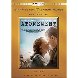 Movie Cash - Atonement (Widescreen)