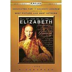 Movie Cash - Elizabeth (Widescreen)