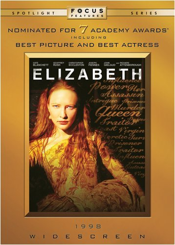 Movie Cash - Elizabeth (Widescreen)