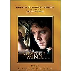 Movie Cash - A Beautiful Mind (Widescreen)