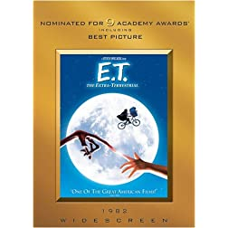 Movie Cash - E.T. the Extra Terrestrial (Widescreen)