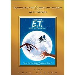 Movie Cash - E.T. the Extra Terrestrial (Full Screen)