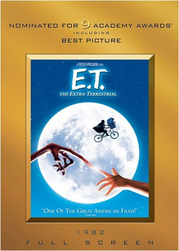 Movie Cash - E.T. the Extra Terrestrial (Full Screen)