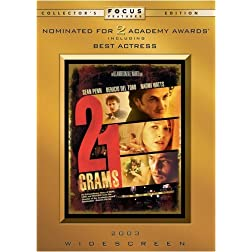 Movie Cash - 21 Grams (Widescreen)