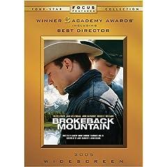 Movie Cash - Brokeback Mountain (Widescreen)