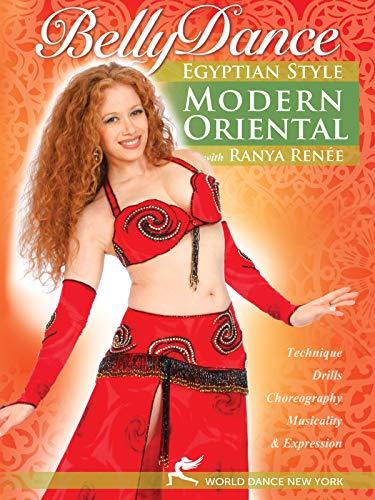Bellydance Egyptian Style - Modern Oriental