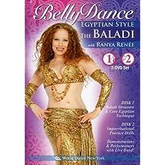 Bellydance Egyptian Style - The Baladi - 2-DVD Set