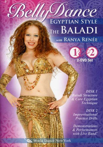 Bellydance Egyptian Style - The Baladi - 2-DVD Set