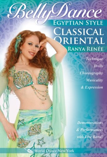 Bellydance Egyptian Style: Classical Oriental