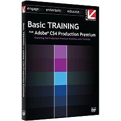 Class on Demand: Basic Training for Adobe CS4 Production Premium DVD-ROM : Adobe Educational Training Tutorial DVD for Adobe CS4 Production Premium [Interactive DVD]