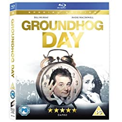 Groundhog Day [Blu-ray]