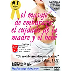 el masaje de embarazo : el cuidado de la madre y el bebé version 2.0