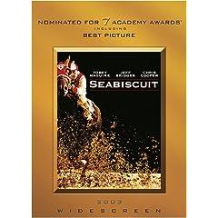 Movie Cash - Seabiscuit (Widescreen)
