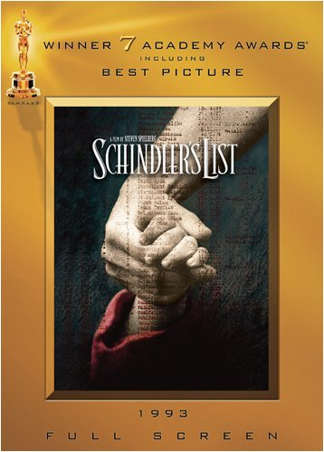 Movie Cash - Schindler's List (Full Screen)
