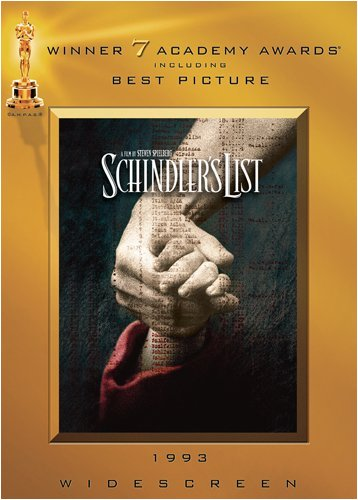 Movie Cash - Schindler's List (Widescreen)
