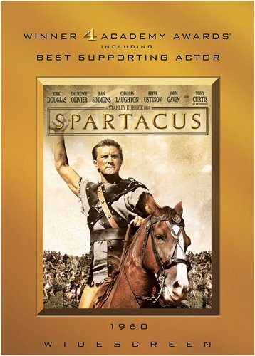 Movie Cash - Spartacus (Widescreen)