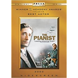 Movie Cash - The Pianist (Widescreen)