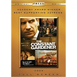 Movie Cash - The Constant Gardener (Full Screen)