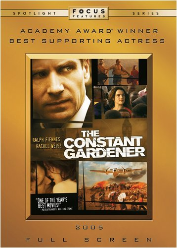 Movie Cash - The Constant Gardener (Full Screen)
