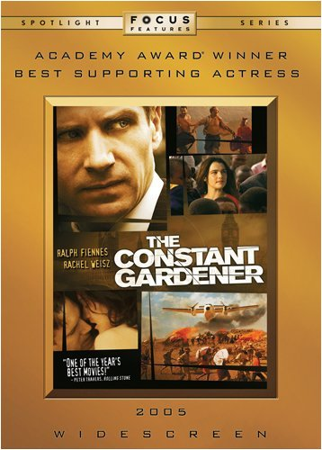 Movie Cash - The Constant Gardener (Widescreen)