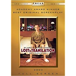 Movie Cash - Lost in Translation (Full Screen)
