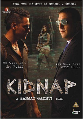 Kidnap (2008) DVD