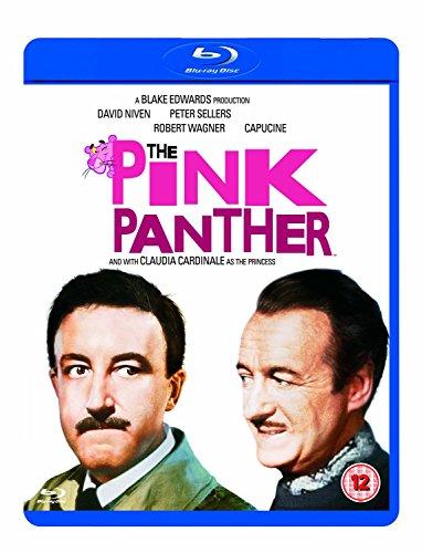 Pink Panther (1963) [Blu-ray]