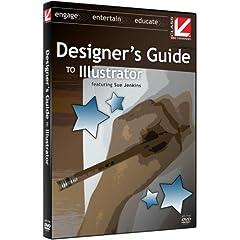 Class on Demand: Designers Guide to Illustrator with Sue Jenkins: Adobe CS3 and CS4 Illustrator Educational Training Tutorial DVD