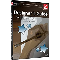 Class on Demand: Designers Guide to Illustrator with Sue Jenkins: Adobe CS3 and CS4 Illustrator Educational Training Tutorial DVD