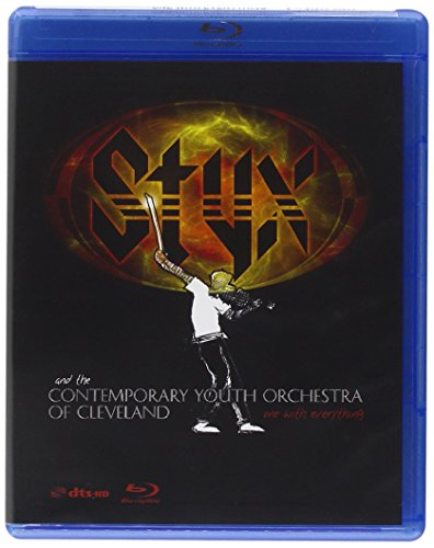 Styx & the Contemporary Youth Orchestra of Cleveland: One with Everything [Blu-ray]