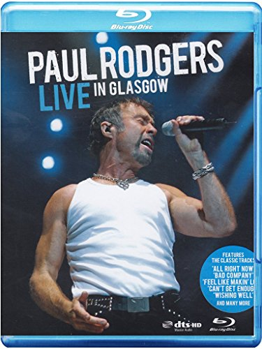 Live from Glasgow [Blu-ray]