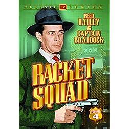 Racket Squad, Vol. 4
